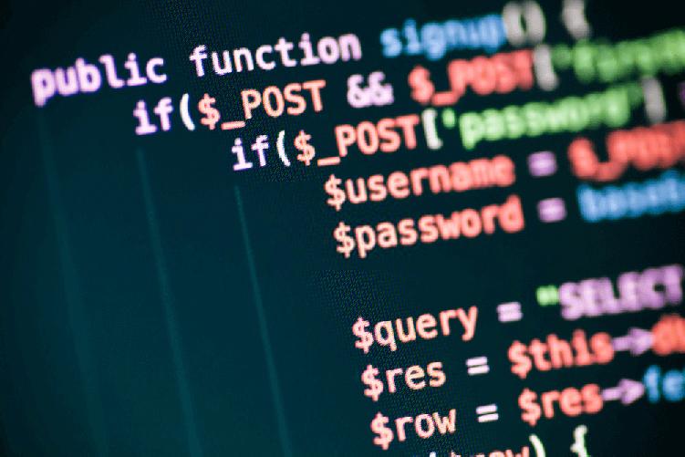 website design & development php