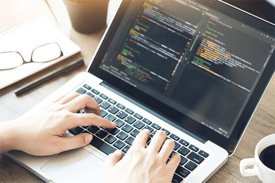 website design & development Software and Application