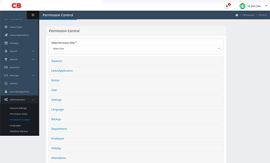 website design & development HR Payroll Software administrations