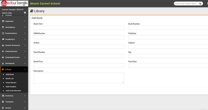 website design & development library