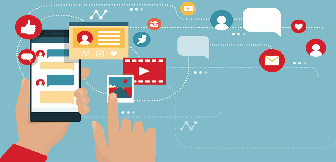 Social Media Posting Services Of ColourBangla