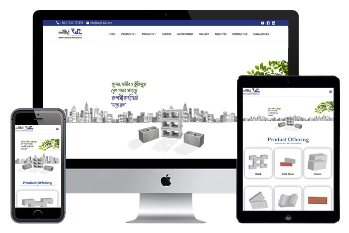 Rupshi Concrete Products Ltd