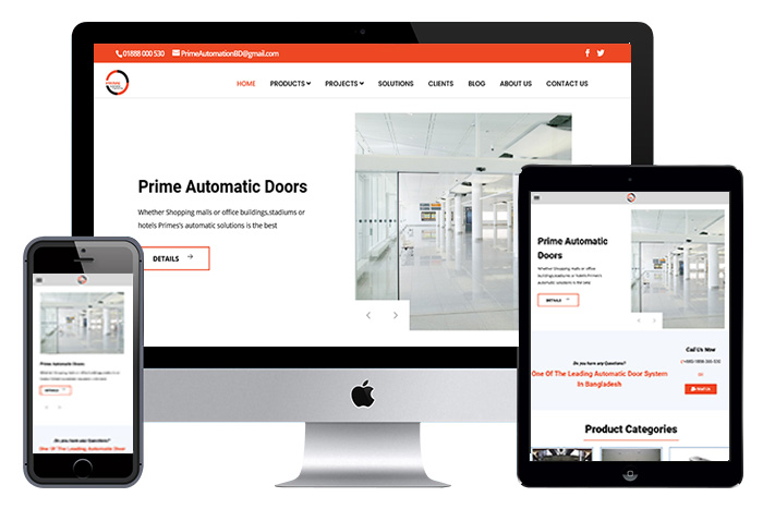 Prime Automatic Door